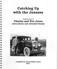 Jones Family History Jenny Robin Jones